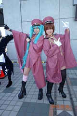 "Comiket 85 77 • <a style=""font-size:0.8em;"" href=""http://www.flickr.com/photos/66379360@N02/11751792476/"" target=""_blank"">View on Flickr</a>"