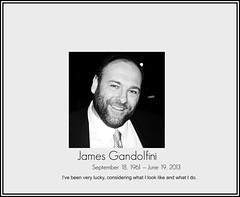 [ RIP : JAMES GANDOLFINI ||