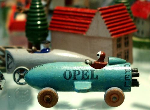 Frohs Opel raketenwagen