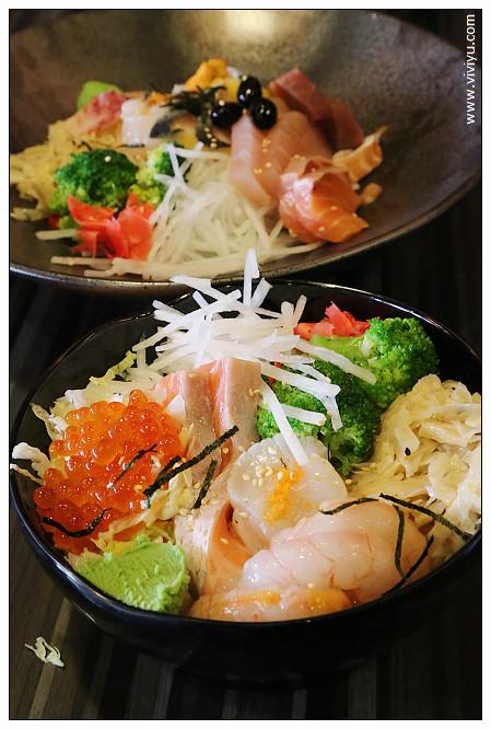 [桃園.美食]百八魚場【桃園南平店】平價、生魚片丼飯、定食 @VIVIYU小世界