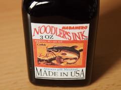 Noodler's Habanero