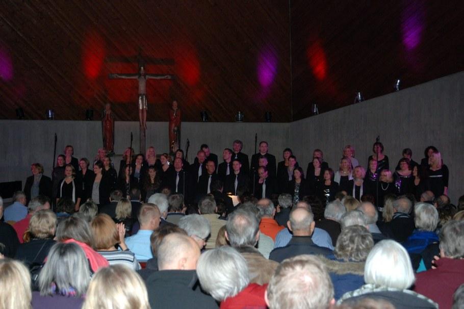 2010-12-13 GospelWeihnacht, Freiberg