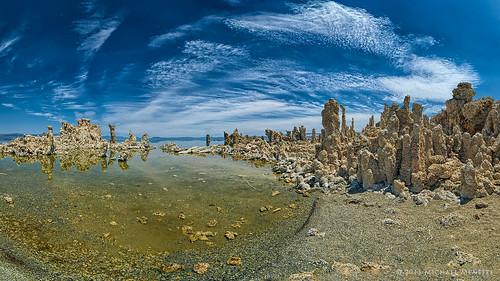california ca travel summer panorama lake nature water landscape mono nikon pano geology monolake cinematic 169 tufa formations 260 tufatowers d700 microsoftice
