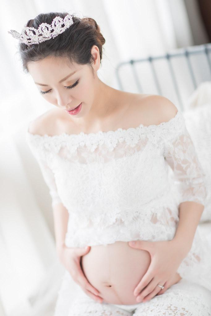 孕婦寫真,孕婦攝影,法鬥攝影棚,孕婦棚拍,婚攝卡樂,法鬥攝影棚Viola21