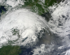 Storm over the northeastern United States