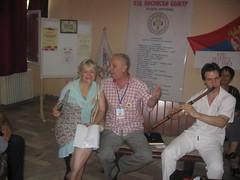 Sa Milicom Mickom Milisavljevic