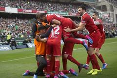 Betis 1-2 Sevilla FC Liga 2016/17