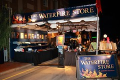 The WaterFire Store on Canal Street