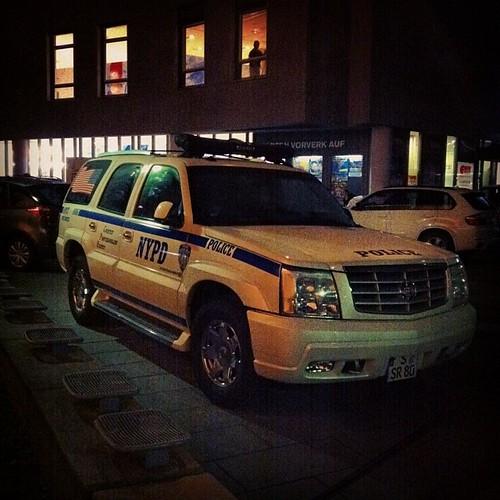 NewYorker Polizei war auf der #TrauDich Hochzeitsmesse und hat Ehebrecher festgenommen #NYPD