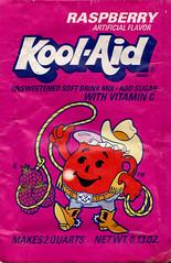 Raspberry Kool-Aid