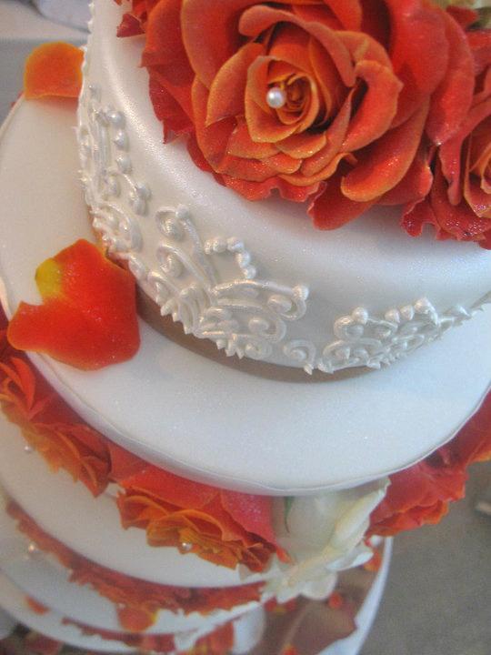 Wedding Cakes by Sugarbird Cupcakes