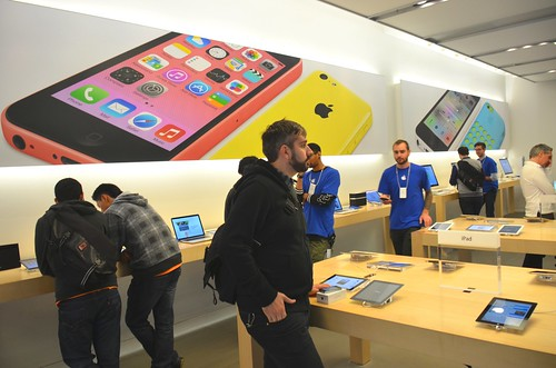 Apple Store - iPhone 5c