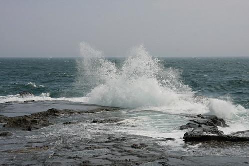 江の島の海(Sea, Enoshima Island, Kanagawa, Japan)