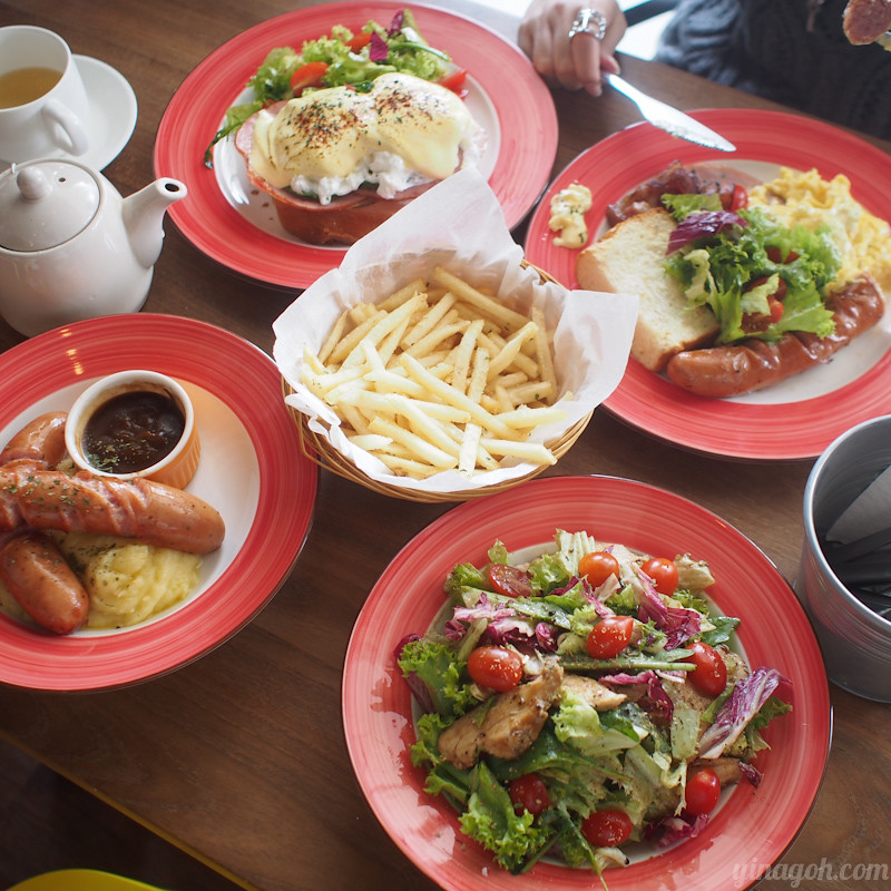 Lola's Cafe Singapore Food Review