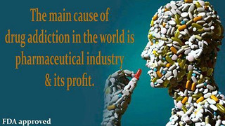 Drugs Addiction and Pharma