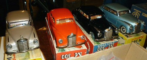 JNF Mercedes 300 a