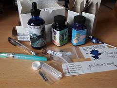 Latest Goulet Pen Company Order