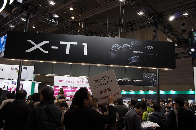 X-T1 タッチ&トライ