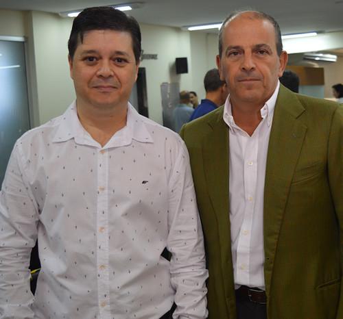 Luís Henrique Alves e Paolo Bassetti