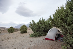 Midelt to Imilchil (Wild Camping)
