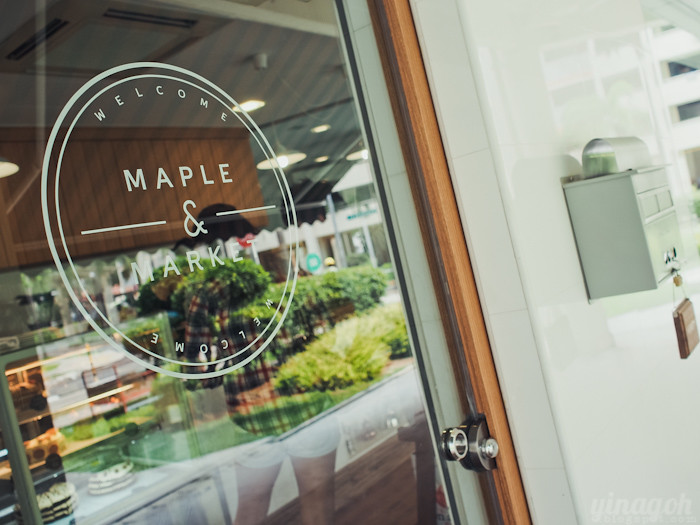 Maple & Market Cassia Crescent