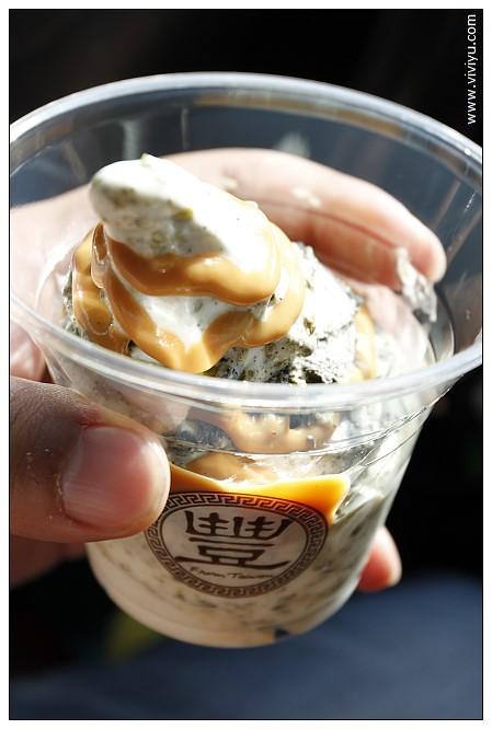 張豐盛'花生'冰淇淋 @VIVIYU小世界