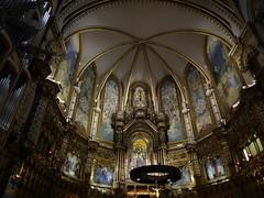 Basilica of Santa Maria de Montserrat