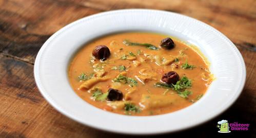 Dal Dhokli - Gujarati Comfort food