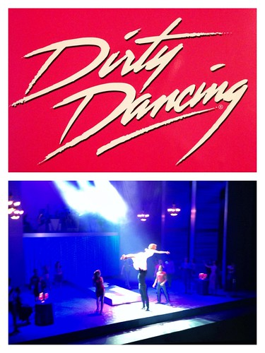 Today is all about...Dirty Dancing