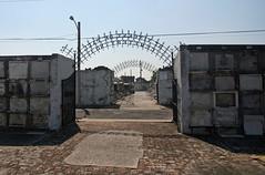 St. Vincent de Paul Cem No1 and No2 gates