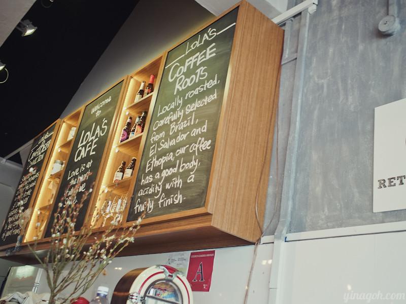 Lola's Cafe Singapore