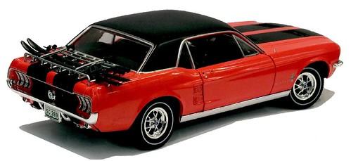 Greenlight Ford Mustang 1967