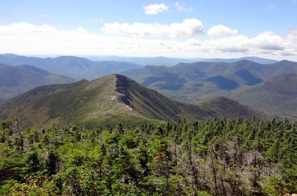 Mt. Bond View of Bondcliff