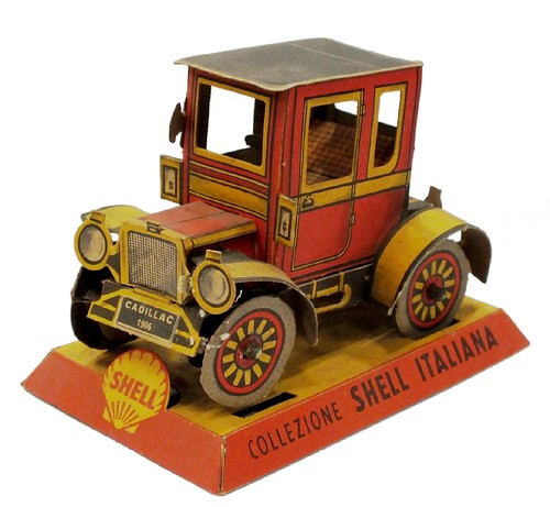 Shell Cadillac 1906