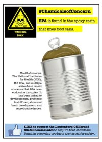 BPA is found in the epoxy resin that lines foo...