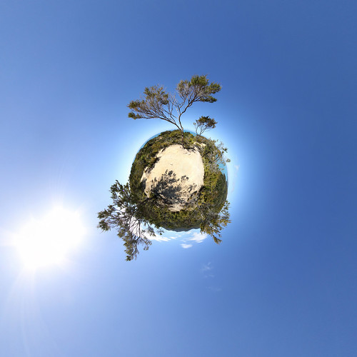 Abel Tasman Park - Little Planet
