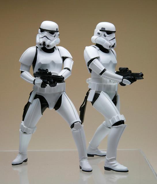 擴充你的帝國勢力吧!ARTFX+ 帝國暴風兵建構組 | 玩具人Toy People News