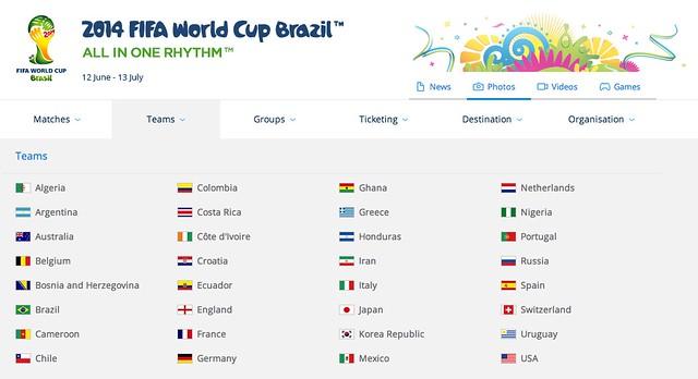 看美女足球裁判學 2014 年 FIFA 世界盃足球規則 @ ZEEK玩家誌 :: 痞客邦