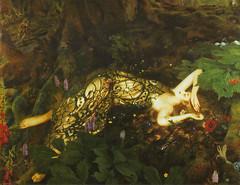 "Frank Cadogan Cowper ""Titania Sleeps"" (A Midsummer Night`s Dream) 1928"