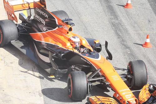 Formula One Winter Testing 2017