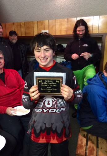 Rookie of the Year 2014 - Raviv Cohen