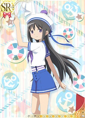 "Madoka 2 • <a style=""font-size:0.8em;"" href=""http://www.flickr.com/photos/66379360@N02/14939977175/"" target=""_blank"">View on Flickr</a>"
