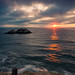 """Sunset at Lands End Lookout • <a style=""""font-size:0.8em;"""" href=""""http://www.flickr.com/photos/41711332@N00/15064124390/"""" target=""""_blank"""">View on Flickr</a>"""