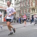 Läufer in der Beckergrube
