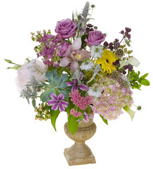 Salt Water Taffy — Leanne and David Kesler, Floral Design Institute, Inc., in Portland, Ore.