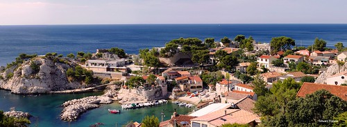Niolon cote-bleu 15km de-Marseille