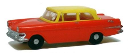 Siku Opel Rekord P2 (1)