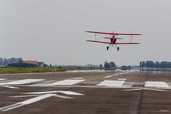 Fly In Koksijde 2014 - Fly In Koksijde 2014 - Stampe & Vertongen SV.4E (OO-KAT)