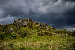 Orage sur les Monts dArrée (Explore)
