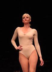 Jenifer Foote (Sheila) in A Chorus Line, produced by Music Circus at the Wells Fargo Pavilion June 24 – 29, 2014. Photos by Charr Crail.